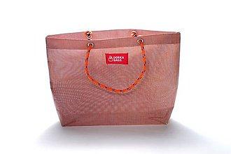 Veľké tašky - Úsmev ako dar: DORKA bag edícia VÚB IV. (VUB41) - 10704331_