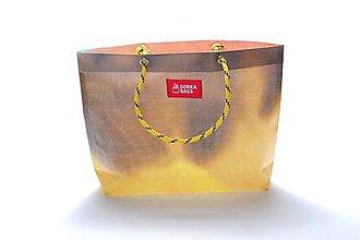 Veľké tašky - Úsmev ako dar: DORKA bag edícia VÚB IV. (VUB42) - 10704333_