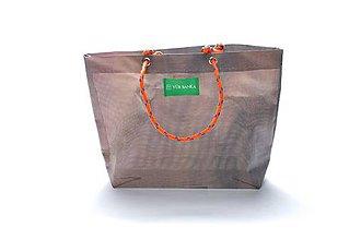 Veľké tašky - Úsmev ako dar: DORKA bag edícia VÚB VII. (VUB75) - 10704519_