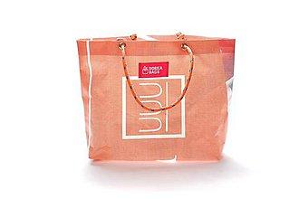 Veľké tašky - Úsmev ako dar: DORKA bag edícia VÚB VII. (VUB76) - 10704521_