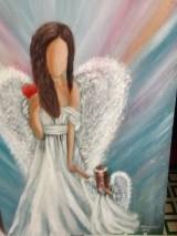 Obrazy - Anjeli - 10703426_