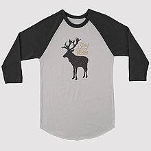 Tričká - Pánske tričko - 10705569_