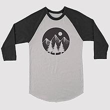 Tričká - Pánske tričko - 10705571_