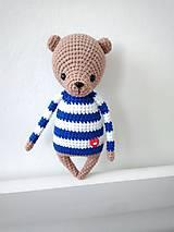 Hračky - medvedik - 10702423_