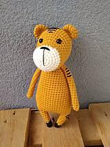 Hračky - tiger - 10702483_