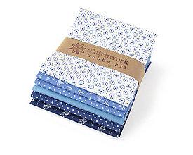 Textil - Bavlnené látky - balíček TFQ140 - 10702916_