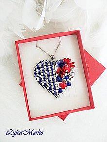Náhrdelníky - Slávy dcéra..... náhrdelník - 10704054_