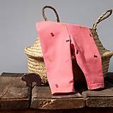Detské oblečenie - mimi-legíny - 10706571_