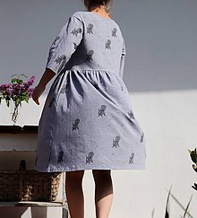 Šaty - úpletové - 10706555_