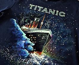 Tričká - Titanic - 10706192_