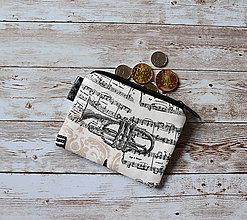 Peňaženky - Peňaženka,taštička XVI - 10707528_