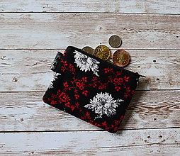 Peňaženky - Peňaženka,taštička XVII - 10707556_