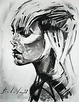 Obrazy - portrety - 10707457_