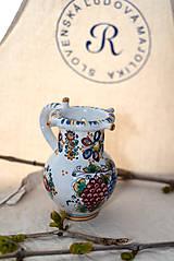 Nádoby - Špásový farebný džbán - 10706792_