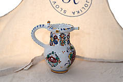Nádoby - Špásový farebný džbán - 10706794_