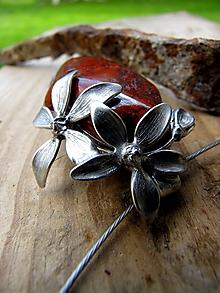 Náhrdelníky - Čas kvetov - 10708128_