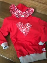 Detské oblečenie - Mikinka folklor - 10707840_