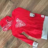 Detské oblečenie - Mikinka folklor - 10707850_