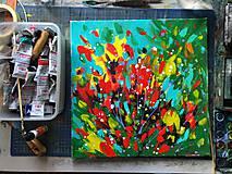 Obrazy - Abstraktna priroda II - 10706927_