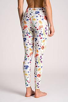 Nohavice - Legíny - Lúčne Kvety - 10706782_