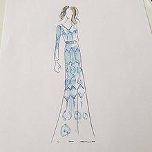 Šaty - Šaty pre Vesa - 10706742_