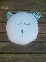 Textil - medvedík - 10707797_