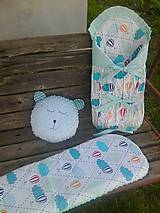 Textil - medvedík - 10707799_