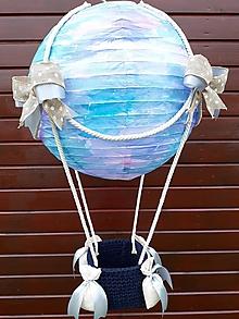 Detské doplnky - Balón vesmírny - 10706349_