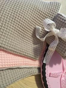 Úžitkový textil - Uteráčik rozmaz(n)ávací  (Bledoružová) - 10708031_