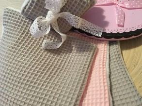 Úžitkový textil - Uteráčik rozmaz(n)ávací  (Natur) - 10708081_