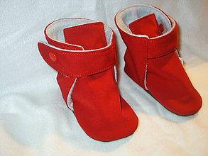 Topánočky - softshellové čižmičky do nosiča (0-3m 11cm) - 10707859_