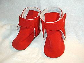 Topánočky - softshellové čižmičky do nosiča (3-6m 12cm) - 10707861_