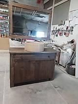 Nábytok - Stolik pod umyvadlo č. 28 - 10707602_