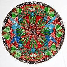 Obrazy - Osobná mandala Jozef - 10706261_