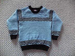 Detské oblečenie - Detský svetrík veľ. 116/124 - 10709967_