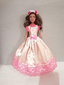 Hračky - Šaty pre bábiku Barbie - 10711126_