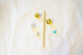 Hračky - Roľničky na paličke - 10709522_