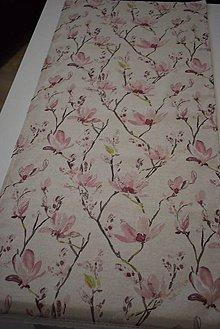 Úžitkový textil - STŘEDOVÝ BĚHOUN ...magnolie - 10710471_