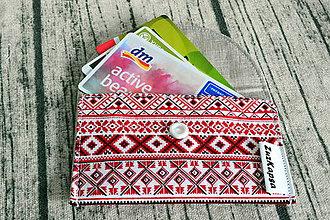 Iné tašky - Puzdro na karty - 10710476_