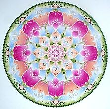 """Obrazy - Mandala - """"Zvončekové víly"""" - 10708958_"""
