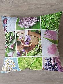 Úžitkový textil - Jarná sviežosť - 10710214_