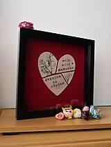 Darčeky pre svadobčanov - Poďakovanie - 10709431_