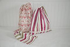 Iné tašky - Vrecúška cestovné na prádlo - 10710493_