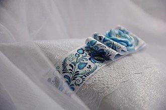 Prstene - Svadobný vankúšik na obrúčky - 10710056_