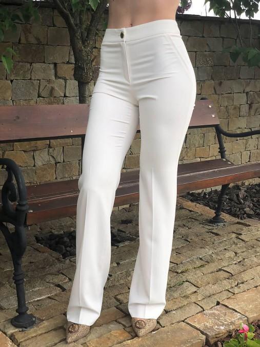 Smotanové nohavice