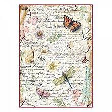 Papier - Ryžový papier DFSA4285 - A4 - 10708735_