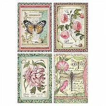 Papier - Ryžový papier DFSA4361 - A4 - 10708762_