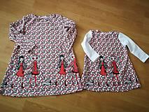 Detské oblečenie - Šaty /tunika - 10713692_