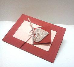 Papiernictvo - Pohľadnica ... ♥ pre ... ? - 10713865_