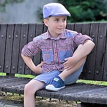 Detské čiapky - Bekovka - 10713126_